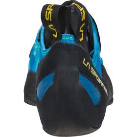 La Sportiva Aragon Klatresko Herrer, blå/sort